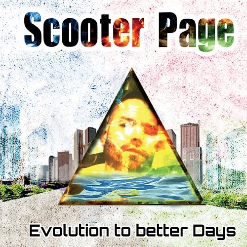 evolution to better days cover