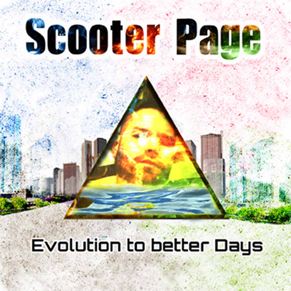 Evolution to Better Days Scooter Page